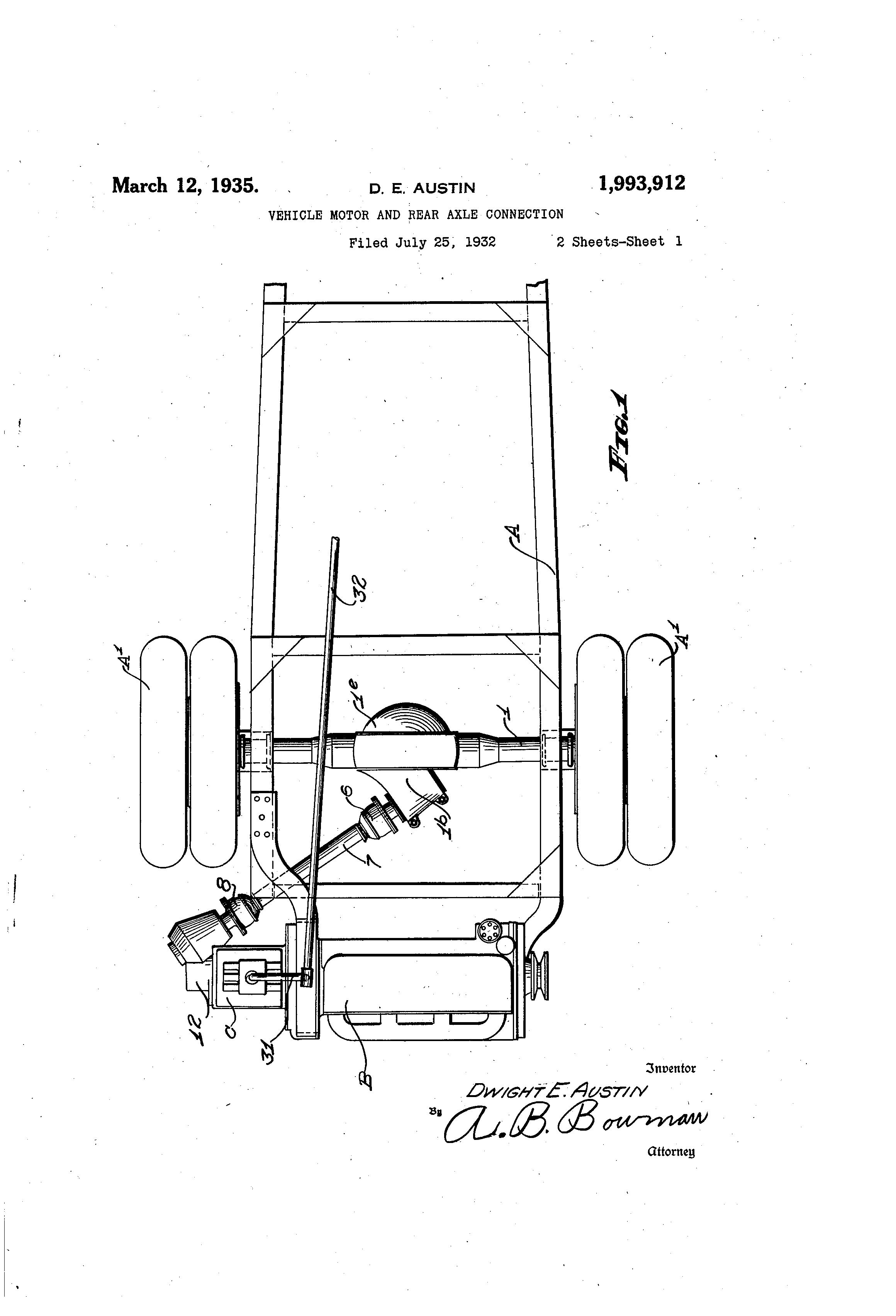 V- Drive patent 1